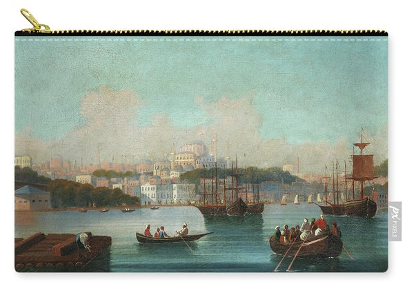 View Of Istanbul - 1 Carry-all Pouch