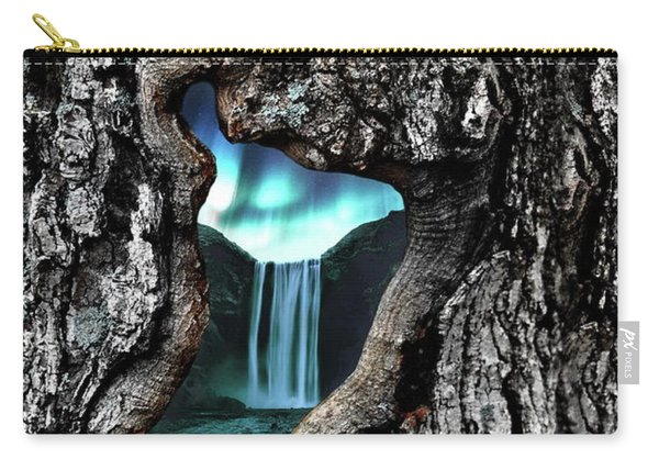 View To Another World  Carry-all Pouch