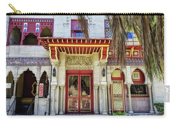 Villa Zorayda Carry-all Pouch