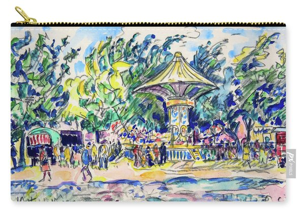 Village Festival, The Vogue - Digital Remastered Edition Carry-all Pouch