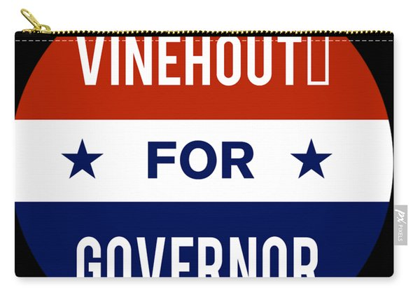 Vinehout For Governor 2018 Carry-all Pouch