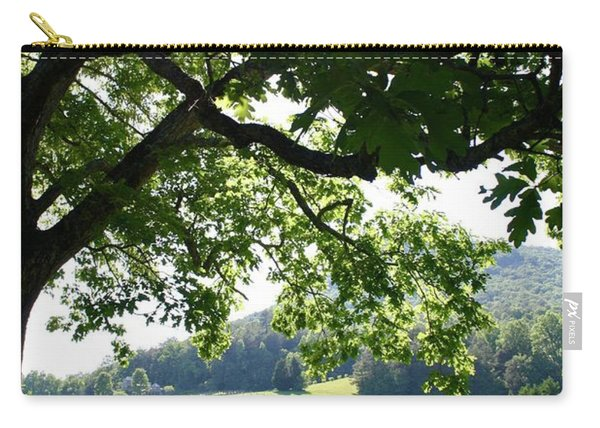 Vineyard In Georgia Carry-all Pouch