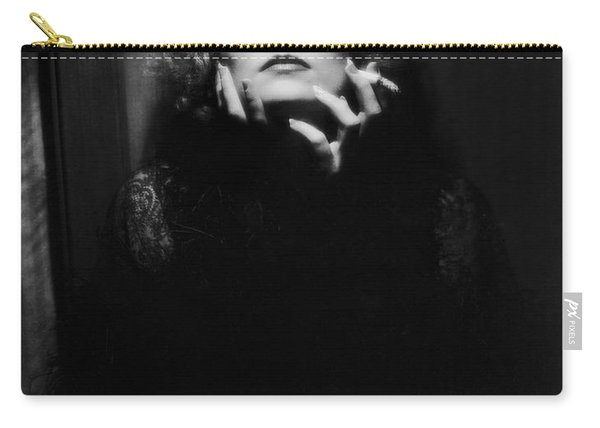 Vintage Film Still Depicting Marlene Dietrich In Shanghai Express, 1932 Carry-all Pouch