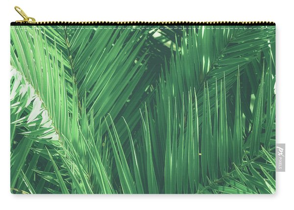 Vintage Palms I Carry-all Pouch
