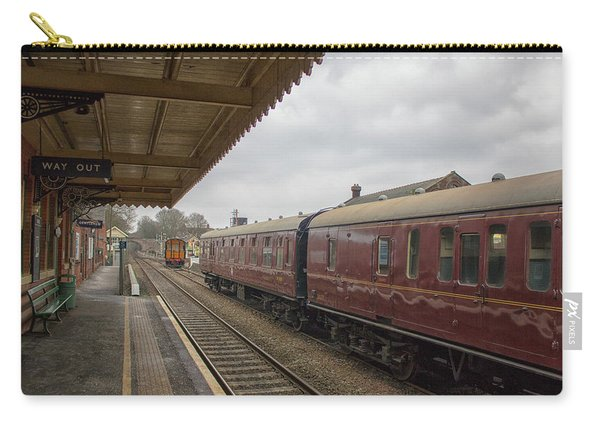 Vintage Railways Carry-all Pouch
