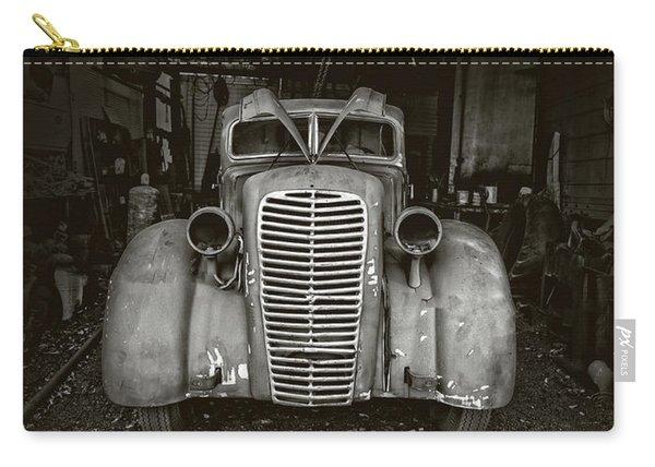 Vintage Service Station Jerome Arizona Carry-all Pouch