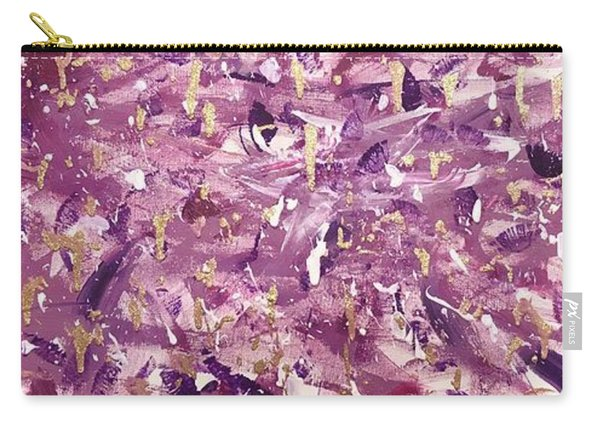 Violaceous Carry-all Pouch