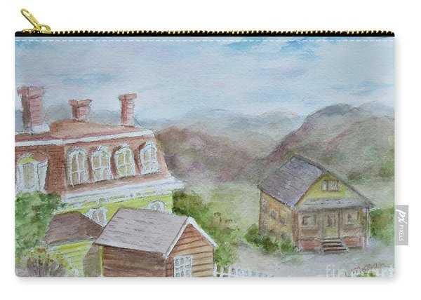 Virginia City Nevada Carry-all Pouch