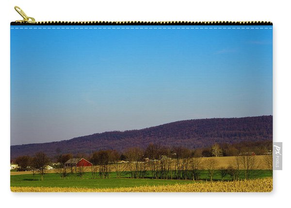 Virginia Mountain Landscape Carry-all Pouch