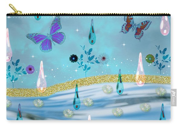 Visions Of Grandeur Carry-all Pouch