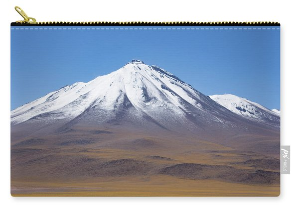 Volcano On The Altiplano Carry-all Pouch