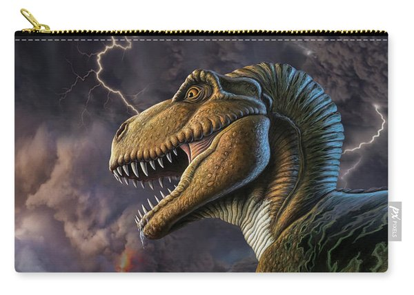 Volcano Rex Carry-all Pouch