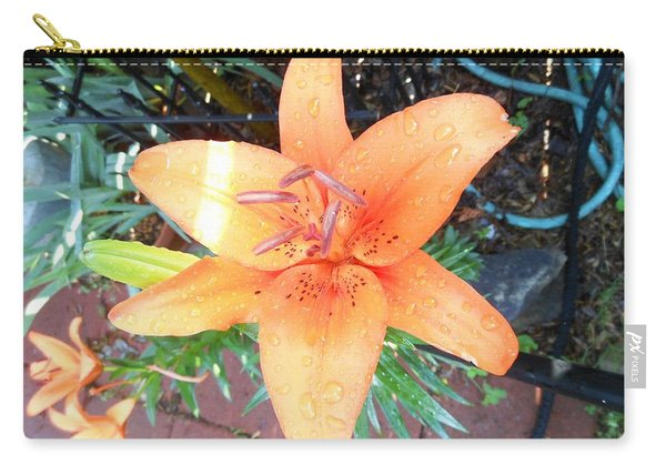Waiting Lily  Carry-all Pouch