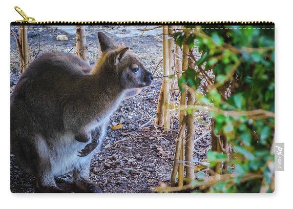 Wallaby Carry-all Pouch