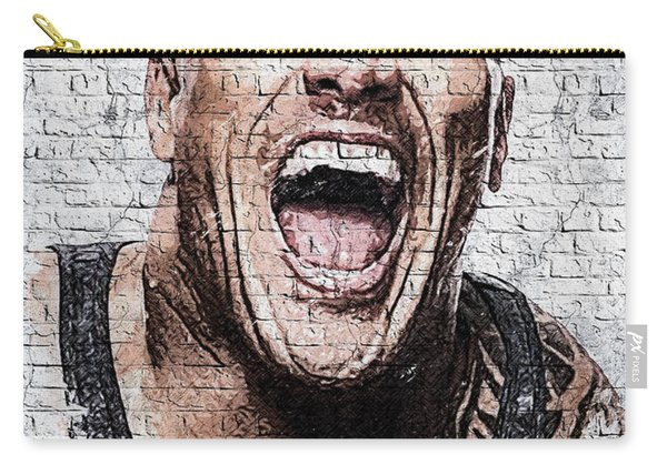 Wallart Dwayne Johnson 6 Carry-all Pouch