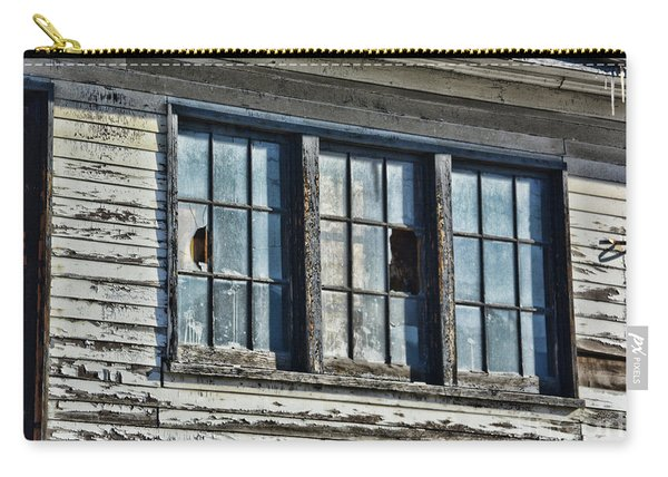 Warehouse Windows Carry-all Pouch