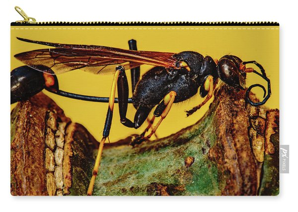 Wasp Just Had Enough Carry-all Pouch