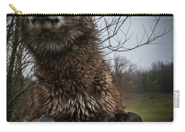 Watch The Eyes Carry-all Pouch