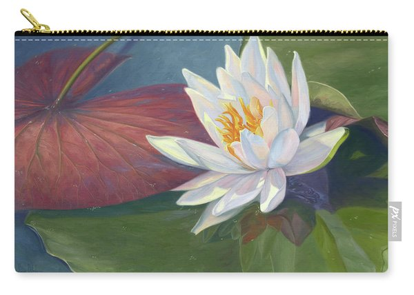 Water Beauty Carry-all Pouch