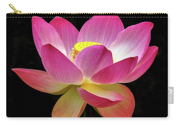Water Lily In The Light Carry-all Pouch