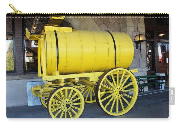 Water Wagon - Yellowstone Carry-all Pouch