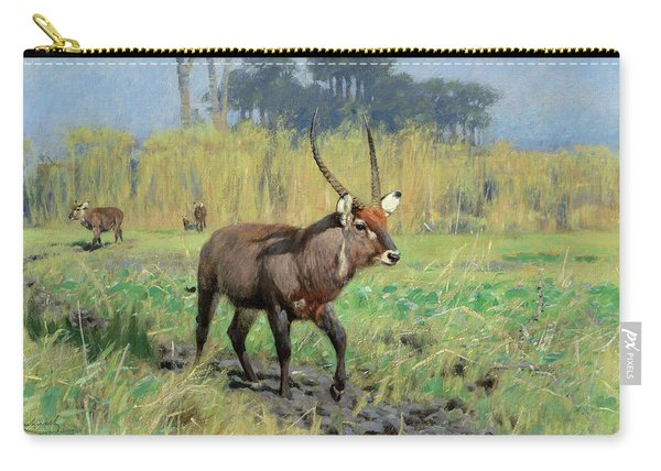 Waterbuck Carry-all Pouch