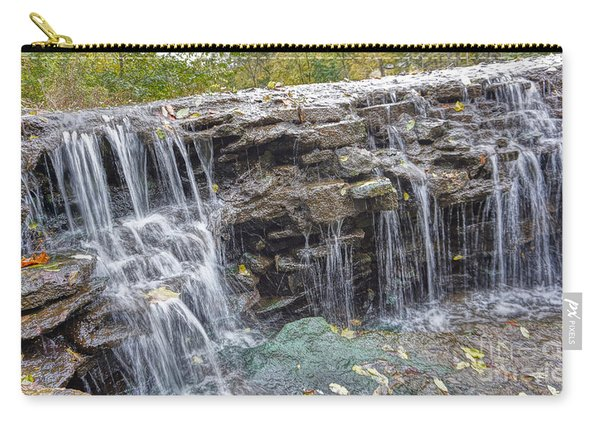 Waterfall @ Sharon Woods Carry-all Pouch