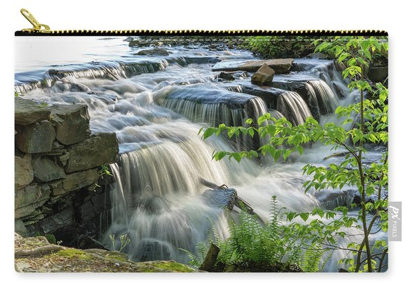 Waterfall At The Old Mill  Carry-all Pouch