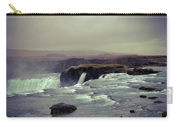 Waterfall Of The Gods Carry-all Pouch