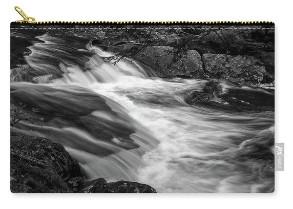 Waterfalls At Ricketts Glenn Carry-all Pouch