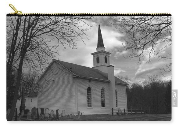 Waterloo United Methodist Church - Back Carry-all Pouch