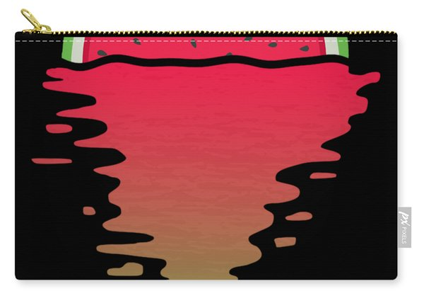 Watermelon Sunset Carry-all Pouch