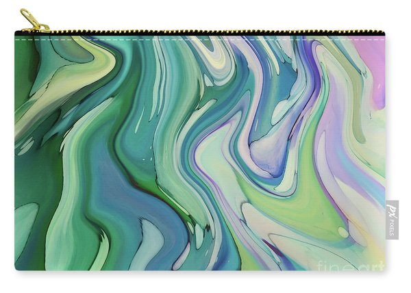 Watery Liquify Carry-all Pouch
