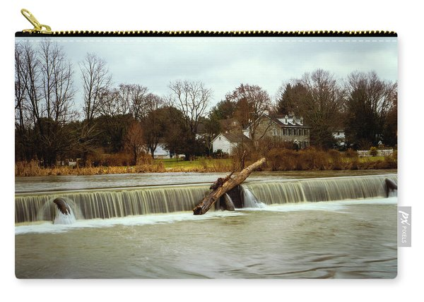 Wehr's Dam - Kodak Color Profile Carry-all Pouch