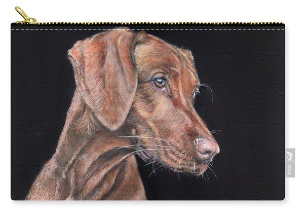 Weimaraner Portrait Carry-all Pouch