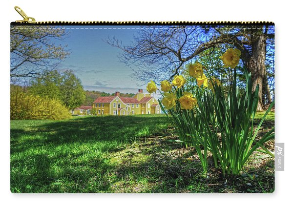 Wentworth Daffodils Carry-all Pouch