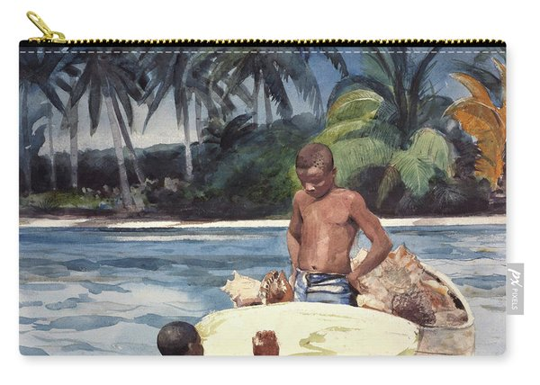 West India Divers - Digital Remastered Edition Carry-all Pouch