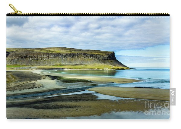 Westfjords, Iceland Carry-all Pouch