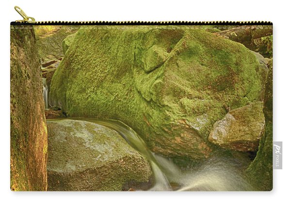Wet Rocks Carry-all Pouch