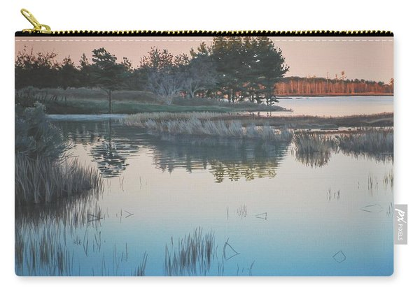 Wetland Reverie Carry-all Pouch