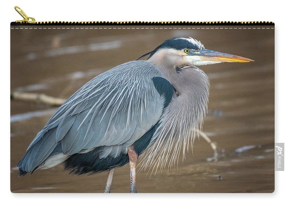 Heron What A Wonderful World Carry-all Pouch