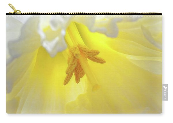 When Daffodils Bloom Carry-all Pouch