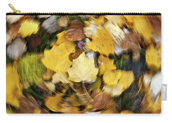 Whirlpool Of Autumn Carry-all Pouch