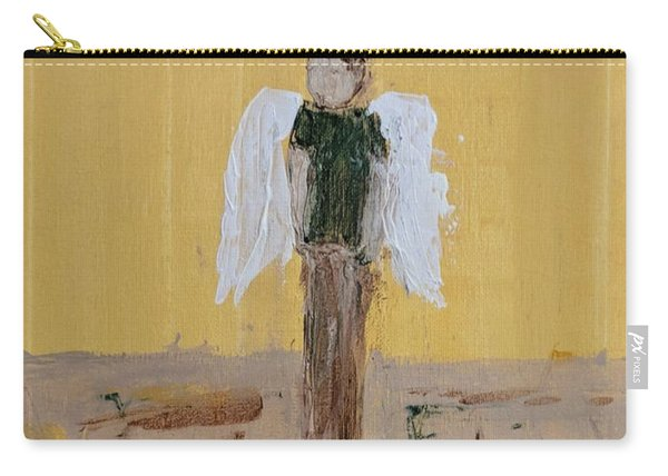 Whistling Angel Carry-all Pouch