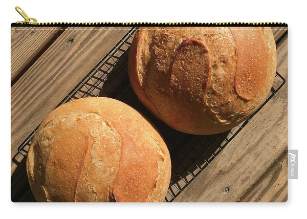 White And Rye Sourdough S's Carry-all Pouch