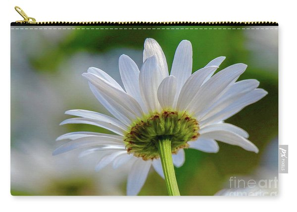 Fresh As A Daisy Carry-all Pouch