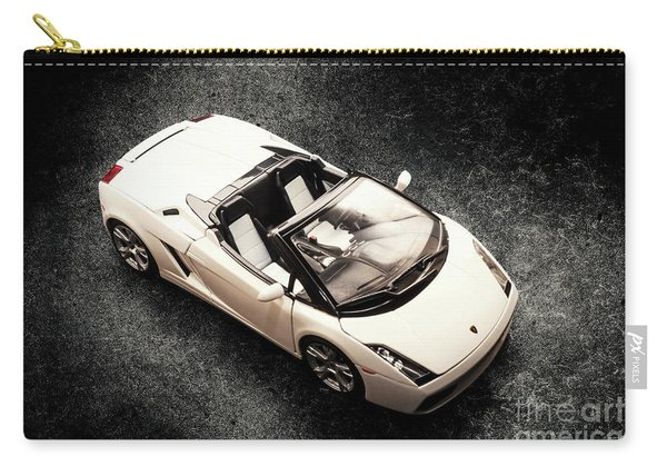 White Spyder Carry-all Pouch