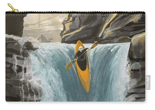 White Water Kayaking Carry-all Pouch