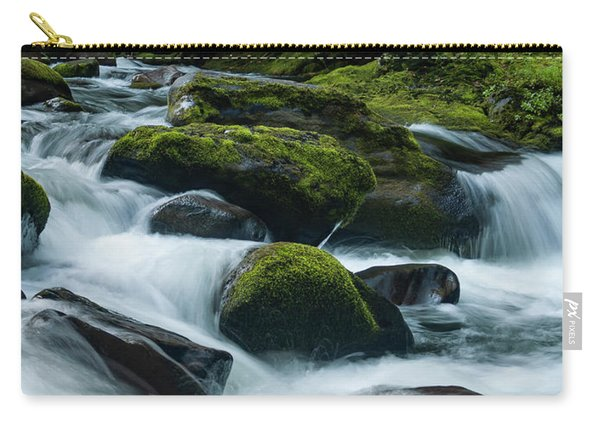 White Water Carry-all Pouch