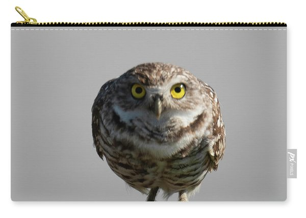 Whooo Are You Carry-all Pouch